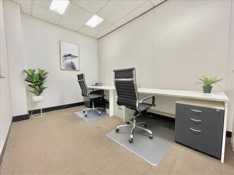 This is a photo of the office space available to rent on Waverley Business Centre, 21-23 Aristoc Road