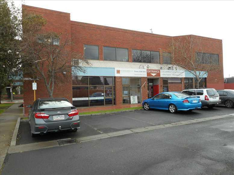 This is a photo of the office space available to rent on Hobsons Bay Business Centre, 92 Railway St South