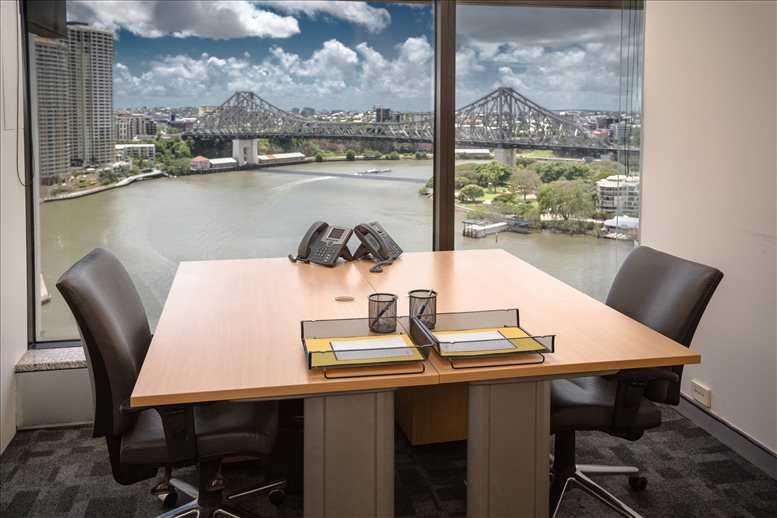 Level 18, Riverside Centre, 123 Eagle St Office Space - Brisbane