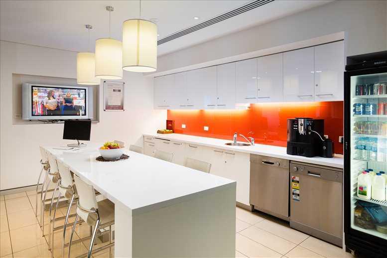 Level 18, Riverside Centre, 123 Eagle St Office for Rent in Brisbane
