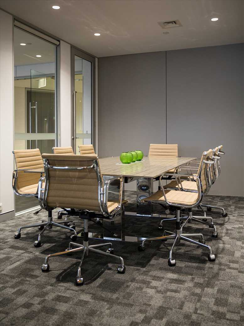 This is a photo of the office space available to rent on Level 18, Riverside Centre, 123 Eagle St