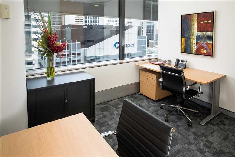 Riverside Centre, 123 Eagle St, Level 18, Golden Triangle Office Space - Brisbane