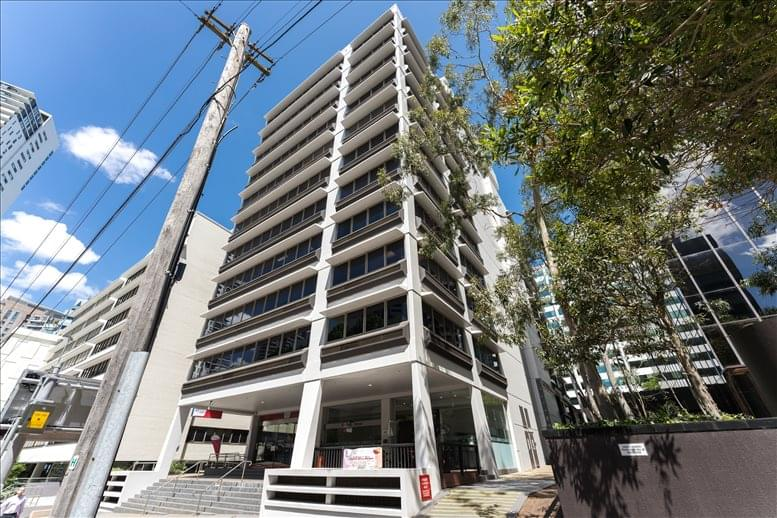 Serviced Office Space @ 10 Help St, Chatswood
