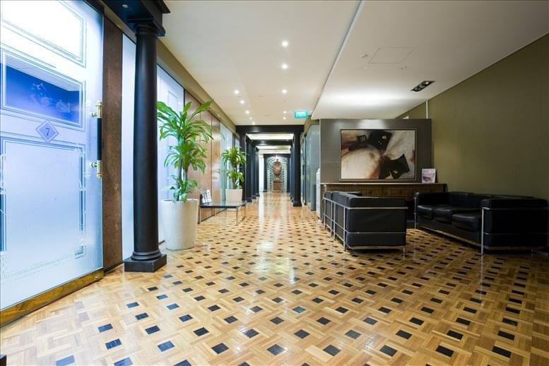 11 Queens Rd, Level 5 Office for Rent in Melbourne