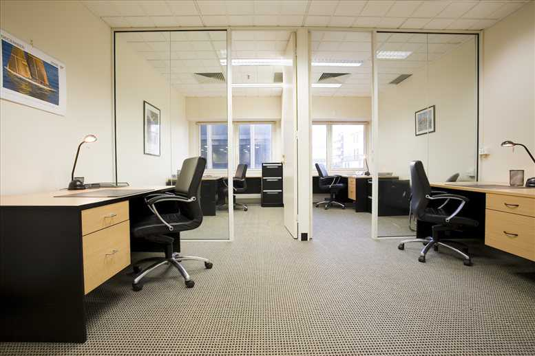 This is a photo of the office space available to rent on 11 Queens Rd, Level 5