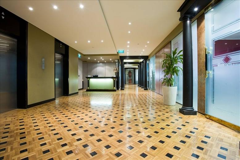 11 Queens Rd, Level 5 Office Space - Melbourne