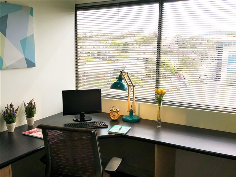 This is a photo of the office space available to rent on Jemcorp House, 49 Sherwood Road, Toowong