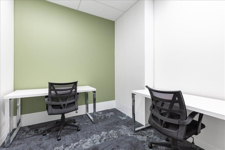 This is a photo of the office space available to rent on HWT Tower, Level 23, 40 City Rd, Southbank