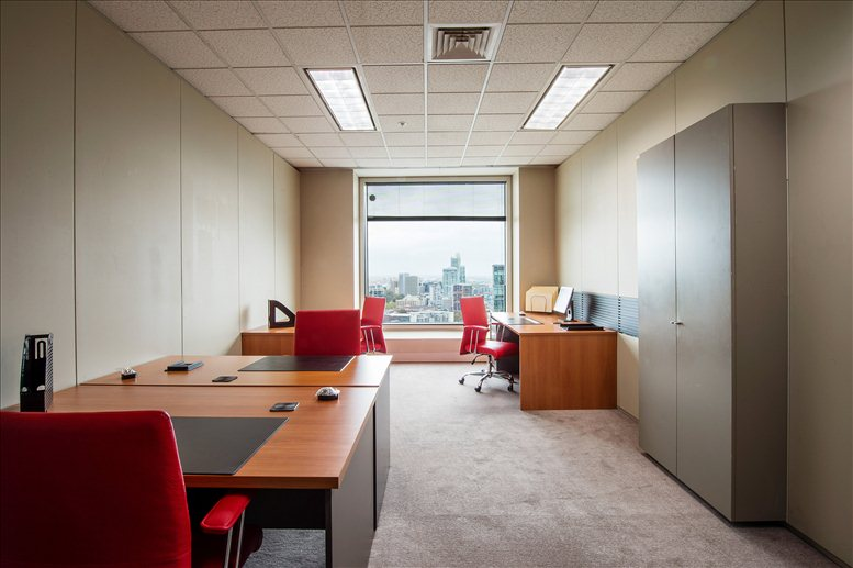 Picture of HWT Tower, 40 City Rd, Level 23, Southbank Office Space available in Melbourne