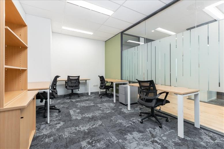 HWT Tower, 40 City Rd, Level 23, Southbank Office for Rent in Melbourne