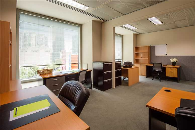 Office for Rent on IBM Tower, 60 City Road, Southbank Melbourne