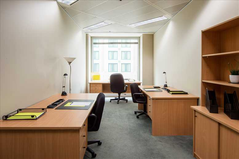 Photo of Office Space available to rent on IBM Tower, 60 City Road, Southbank, Melbourne