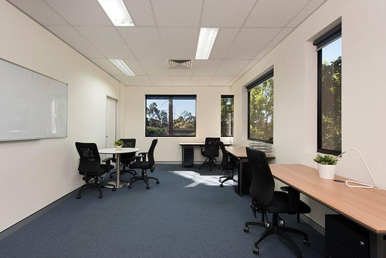 This is a photo of the office space available to rent on Gateway Office Park, 747 Lytton Rd, Murrarie
