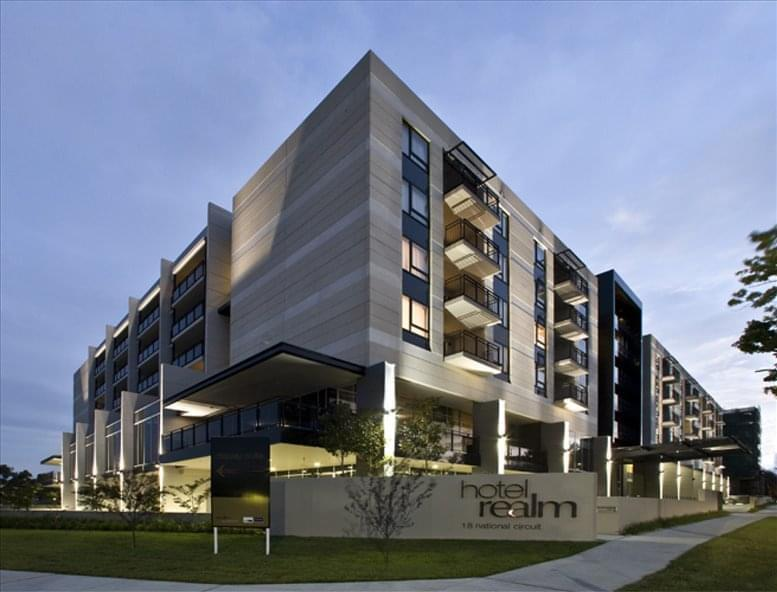 Photo of Office Space on Hotel Realm, 18 National Circuit, Barton Canberra