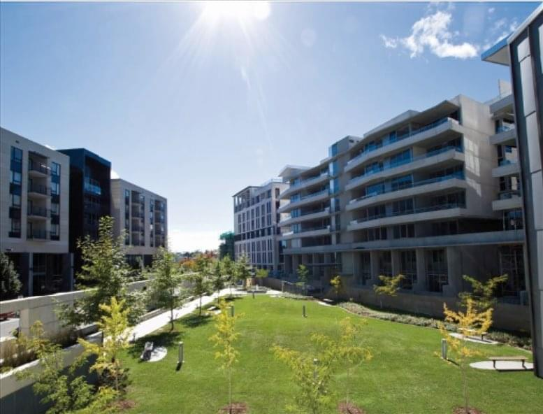 Hotel Realm, 18 National Circuit, Barton Office for Rent in Canberra