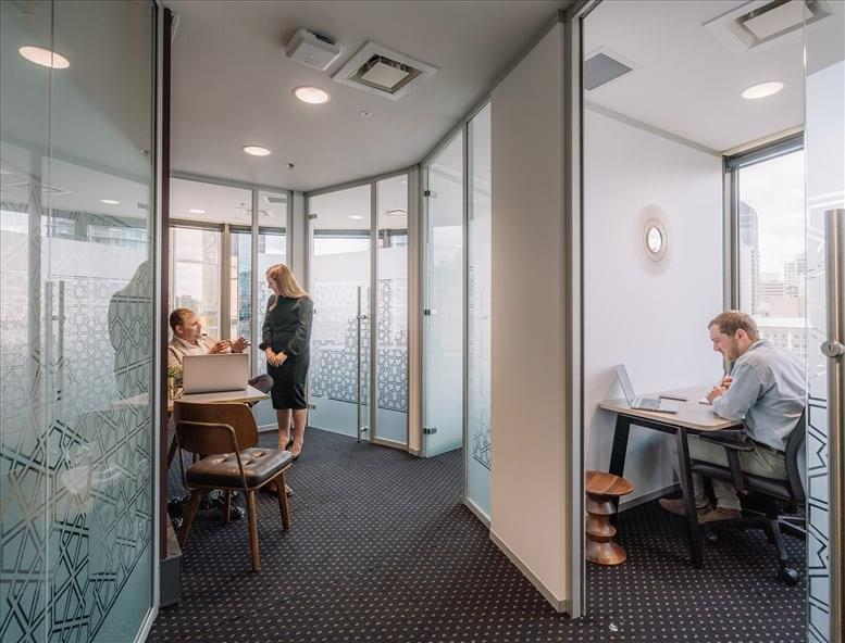 Office for Rent on Hotel Realm, 18 National Circuit, Barton Canberra