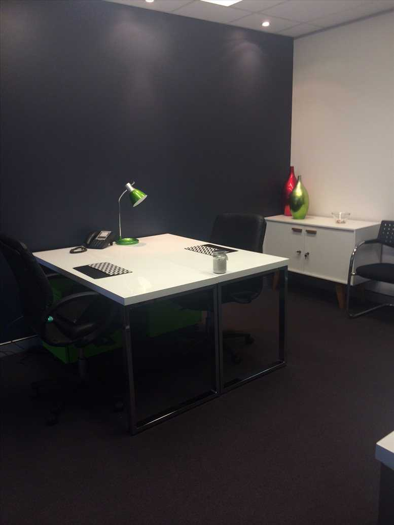This is a photo of the office space available to rent on The Kiora Centre, 29 Kiora Road, Miranda