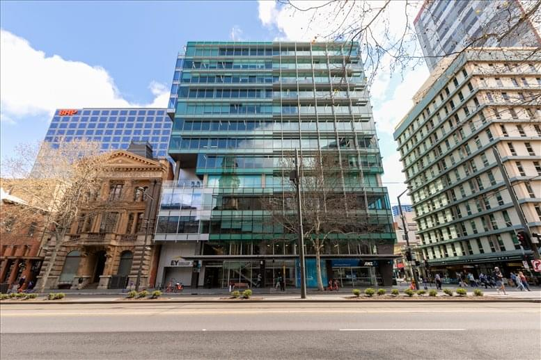 Photo of Office Space on City Central Tower 2, 121 King William St Adelaide