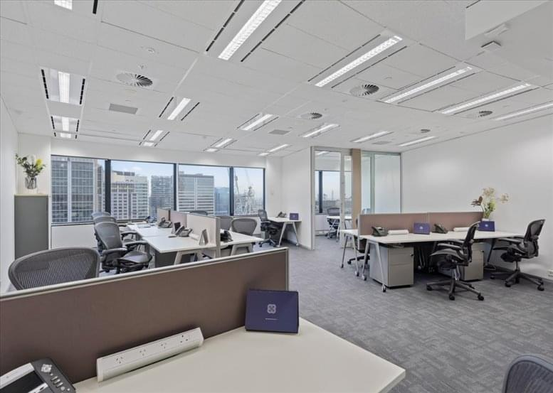 Australia Square, 264 George St, Level  33 Office Space - Sydney