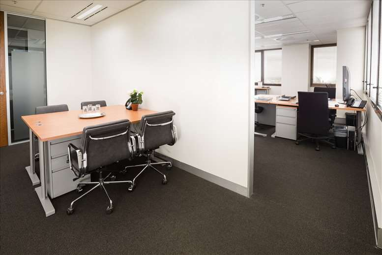 This is a photo of the office space available to rent on Level 22, Northbank Plaza, 69 Ann Street