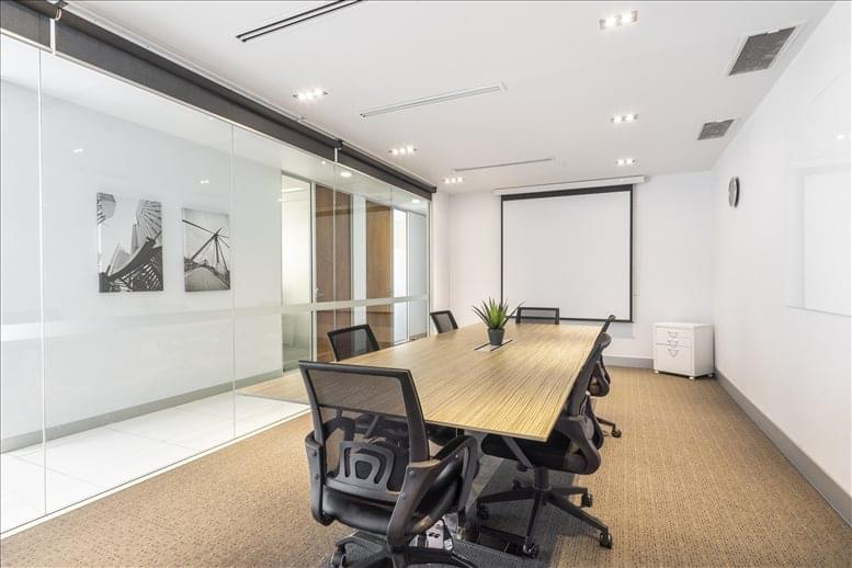 Office for Rent on Northbank Plaza, 69 Ann St, Level 22 Brisbane