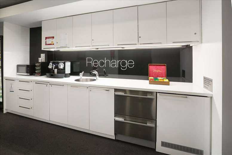 Photo of Office Space on Level 22, Northbank Plaza, 69 Ann Street Brisbane