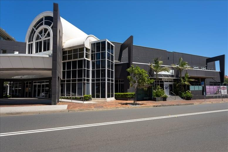 Level 1, 1 Burelli St Office Space - Wollongong