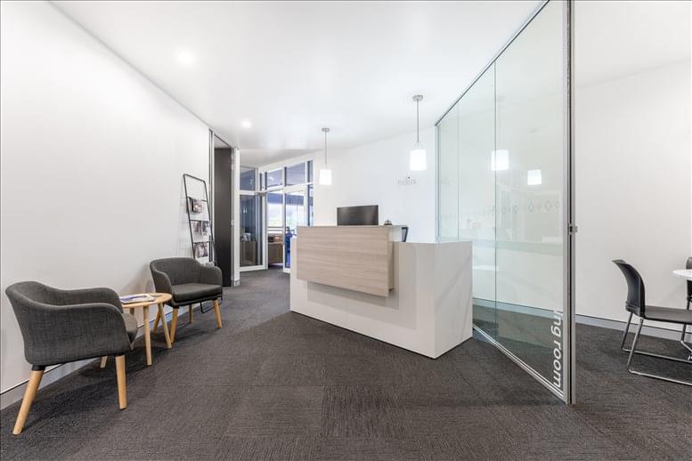 This is a photo of the office space available to rent on 1 Burelli St