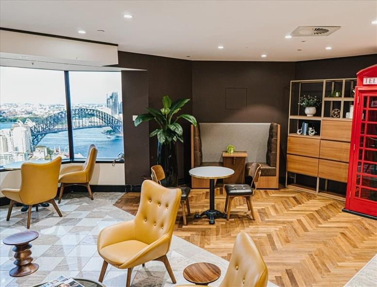 Serviced Office Space @ 101 Miller Street, North Sydney
