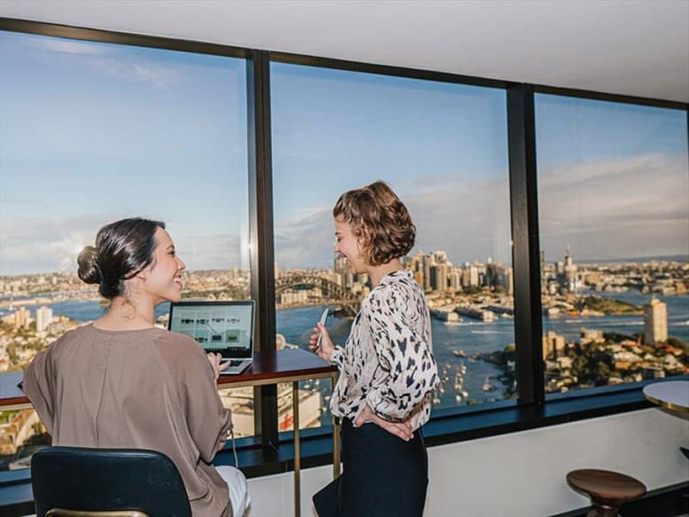Office for Rent on 101 Miller Street, Level 32, North Sydney Sydney