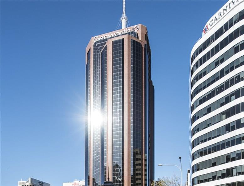 Photo of Office Space on 101 Miller Street, Level 32 North Sydney