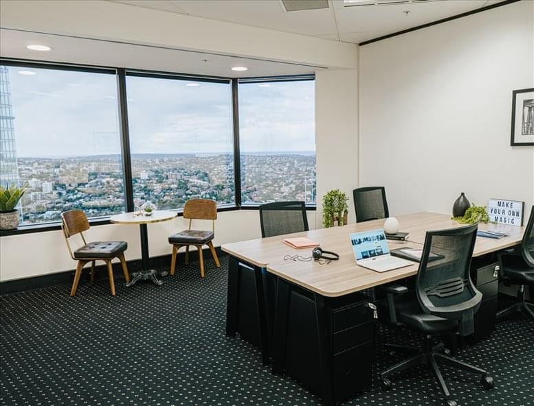 101 Miller Street, Level 32, Pyrmont Office for Rent in Sydney