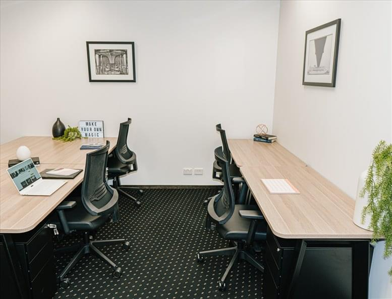 Picture of 101 Miller Street, Level 32, Pyrmont Office Space available in Sydney