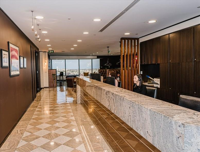101 Miller Street, Level 32, Pyrmont Office images