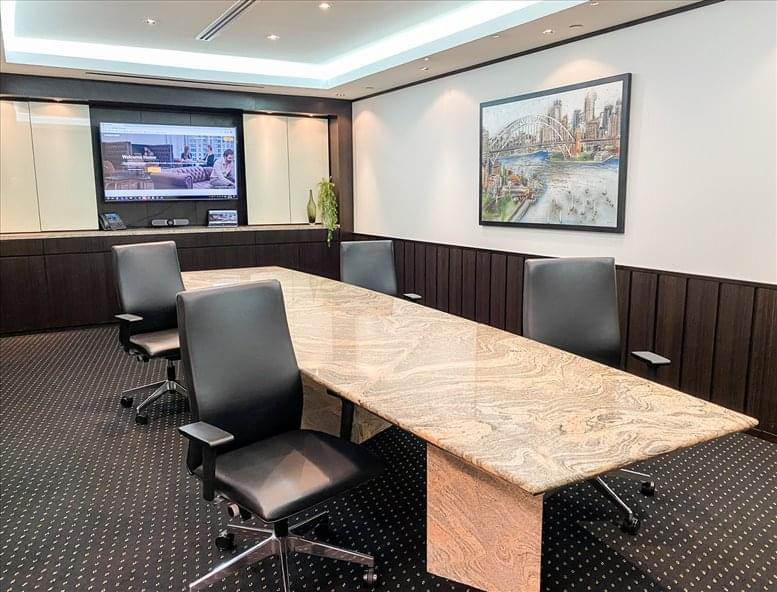 101 Miller Street, Level 32, Pyrmont Office Space - Sydney