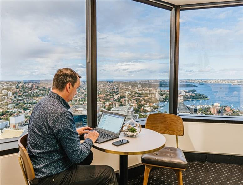 Photo of Office Space on 101 Miller Street, Level 32, Pyrmont Sydney