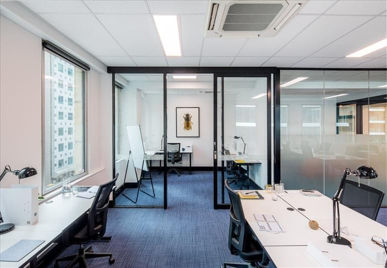 454 Collins St Office images