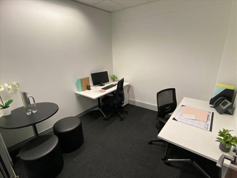 This is a photo of the office space available to rent on Level 5, 115 Pitt St