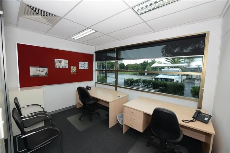 Serviced Office Space @ 2 Innovation Parkway, Sunshine Coast