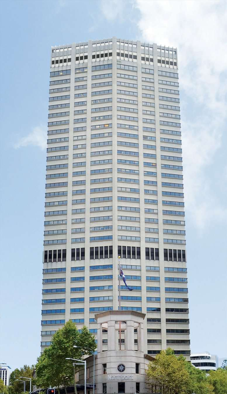 Northpoint, 100 Miller Street, Level 40, North Sydney Office Space - Sydney