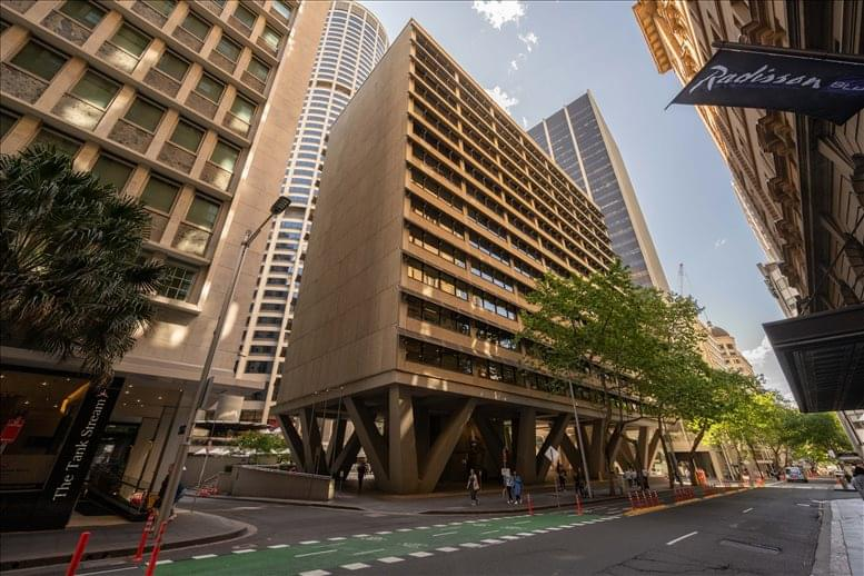 Australia Square Plaza, 95 Pitt St Office Space - Sydney