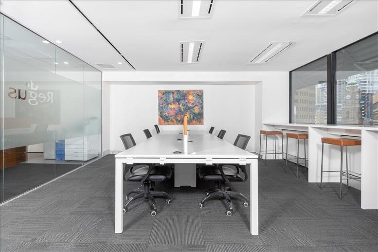 Picture of Australia Square Plaza, 95 Pitt St Office Space available in Sydney
