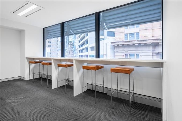 Australia Square Plaza, 95 Pitt St Office Space - Sydney