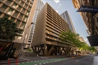 Office Space Australia Square Plaza