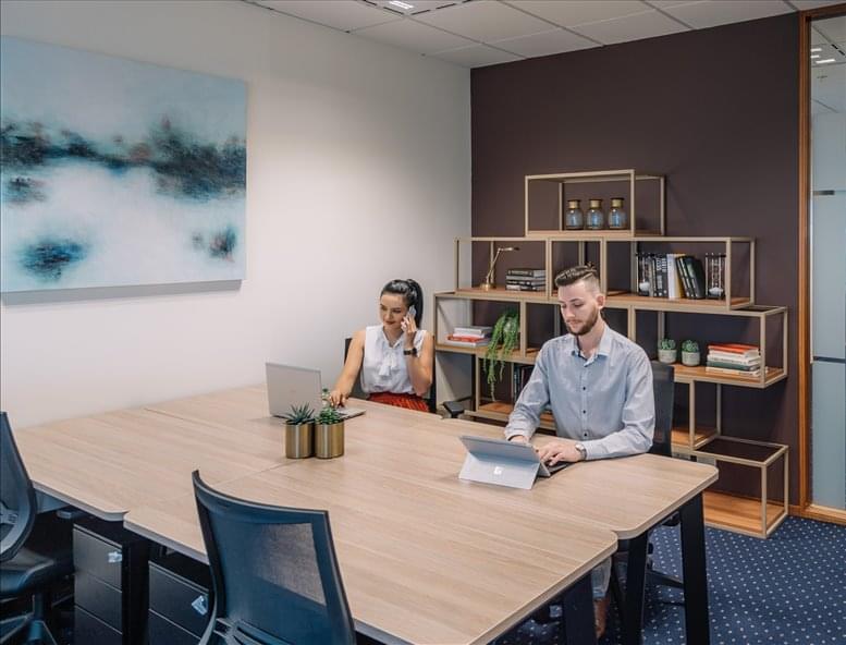 Octagon Building, 110 George St Office Space - Parramatta