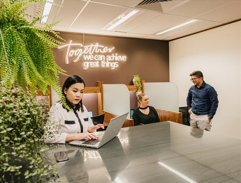 Office for Rent on Octagon Building, 110 George St Parramatta