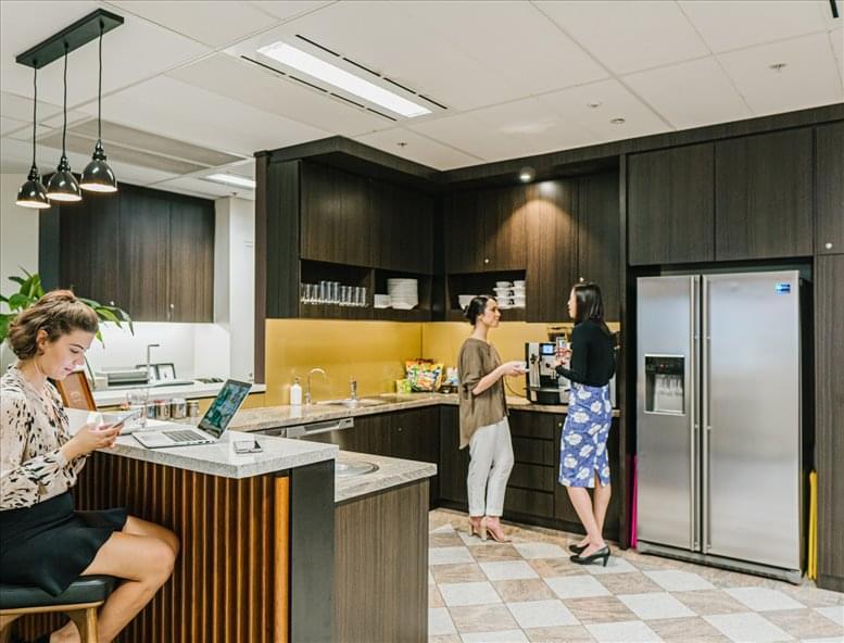 Octagon Building, 110 George St, Parramatta Office Space - Sydney