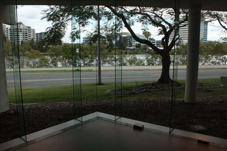 This is a photo of the office space available to rent on Jane St & Riverside Dr, West End