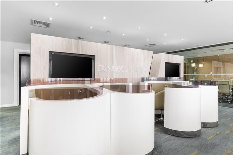 St Martins Tower, 44 St Georges Terrace, Level 27 Office Space - Perth