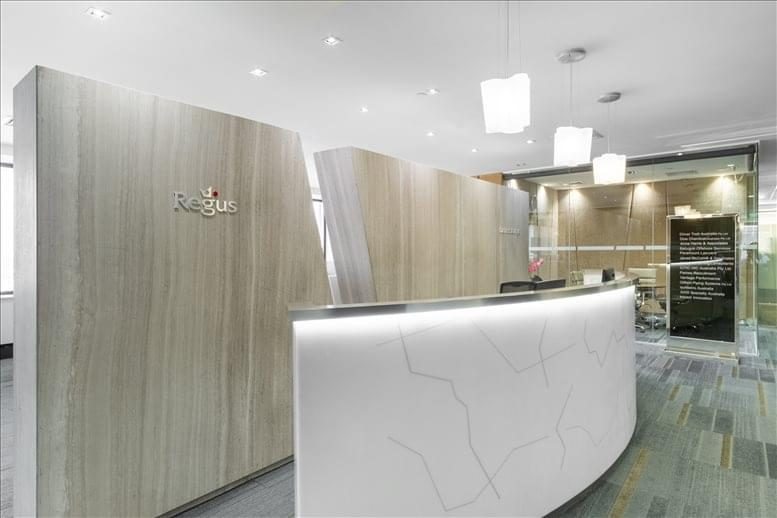 Photo of Office Space on St Martins Tower, 44 St Georges Terrace, Level 27 Perth